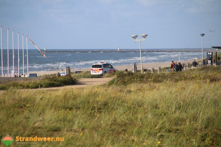 Aanhoudingen na ongeregeldheden op strand