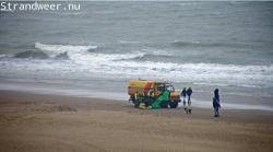 Meerdere ongelukken bij Scheveningse strand