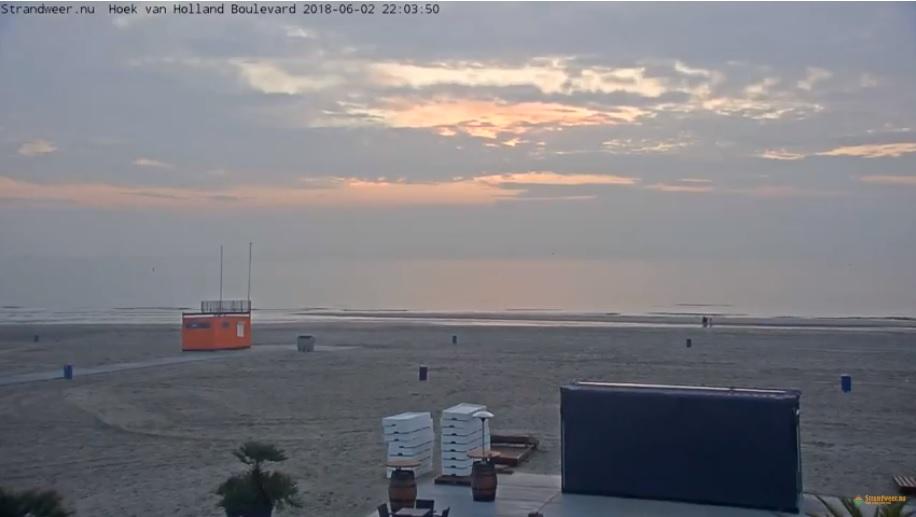 Wisselend strandweer voor zondag 3 juni