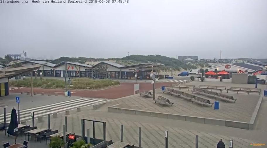 Het strandweer voor vrijdag 8 juni