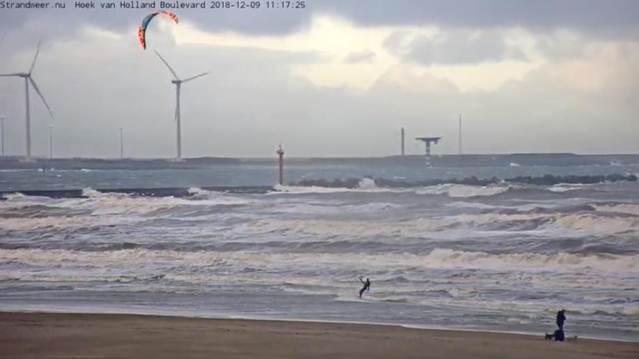 Hoogwateralarm in regio Rijnmond van kracht