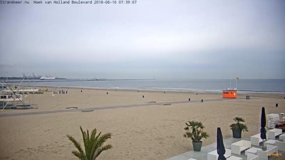 Het strandweer voor zaterdag 16 juni