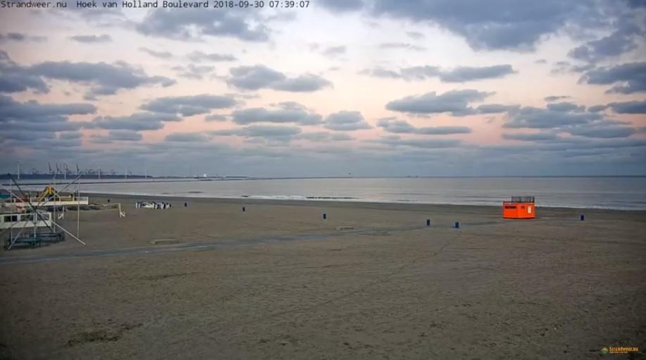 Het strandweer voor zondag 30 september