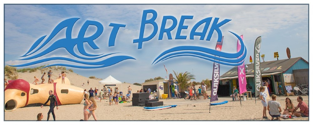 Dit weekend Festival ART Break in Hoek van Holland