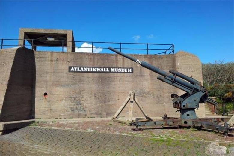Veel belangstelling voor het Atlantikwall-museum