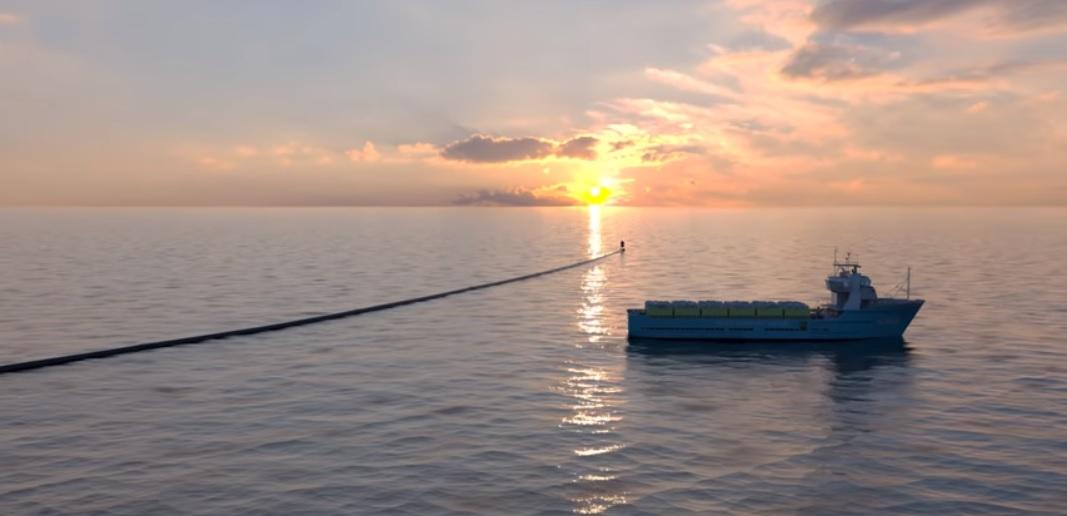 The Ocean Cleanup verhuist naar Rotterdam