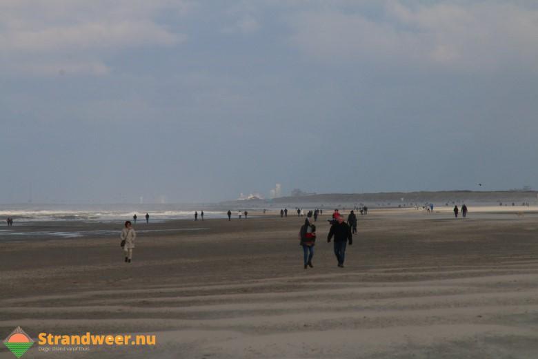 Het strandweer voor week 6