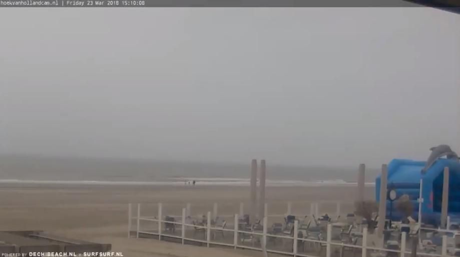 Het weekend strandweer voor 24-25 maart