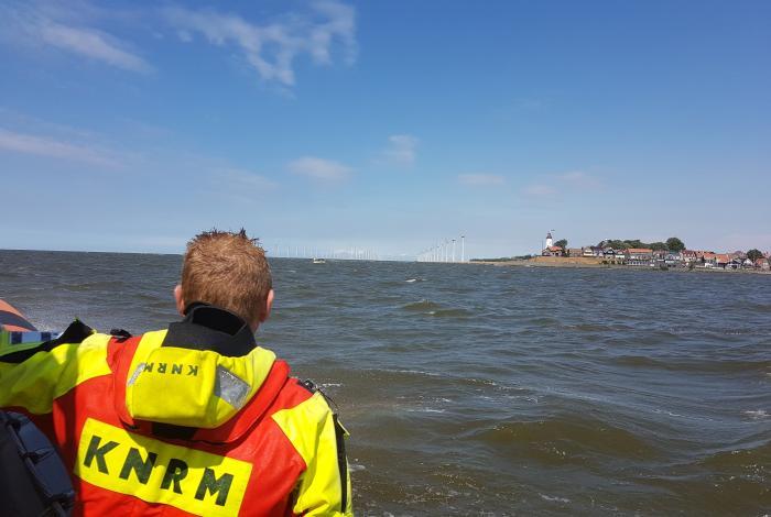 Stoffelijk overschot gevonden op het IJsselmeer