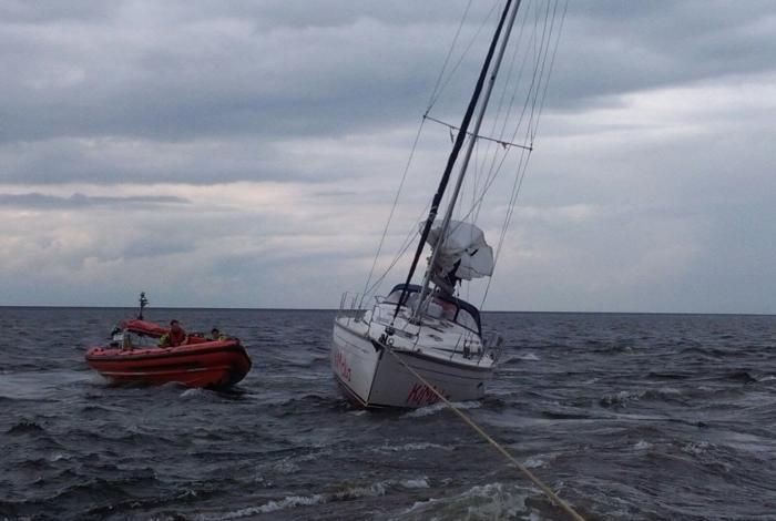 Twee inzetten tijdens Reddingbootdag 2018