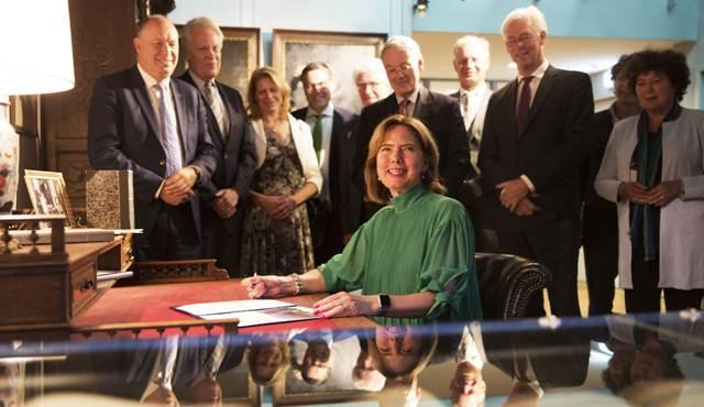Peilbesluit IJsselmeergebied ter inzage