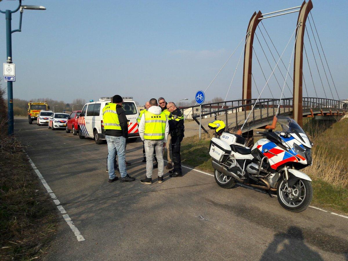 Vermiste man uit Leiden na zoekactie gevonden