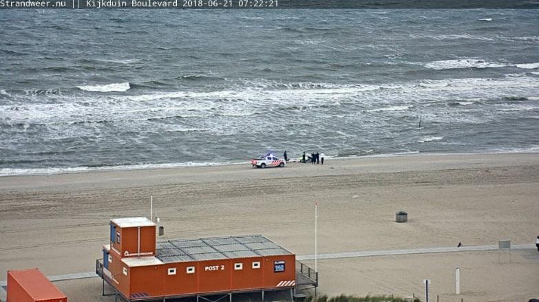 Reddingsbrigade Den Haag zoekt nieuwe lifeguards