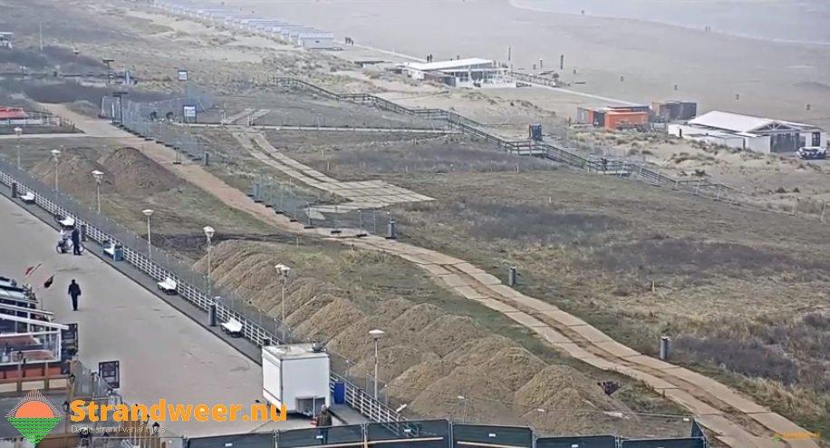 Zandafgraving bij nieuwbouw Kijkduin fase 1 gestart