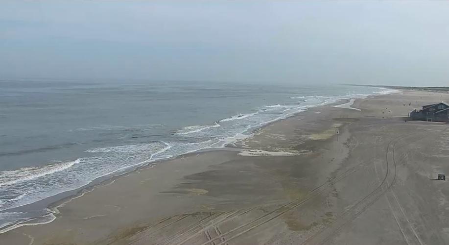 Het strandweer voor 1e week december