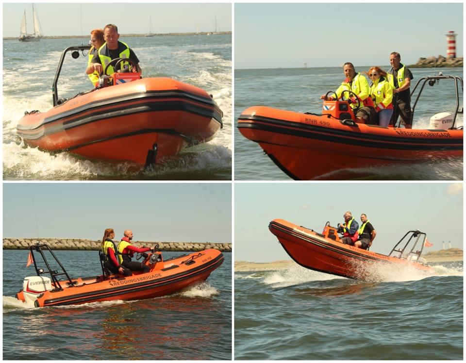 Testvaarten met nieuwe RNR 490 leveren positieve ervaringen op