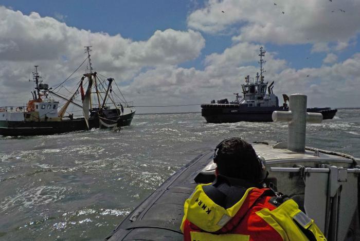 Incidenten langs de Nederlandse kust