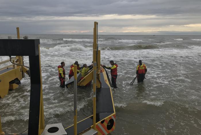 Zwarte dag voor Egmond aan Zee