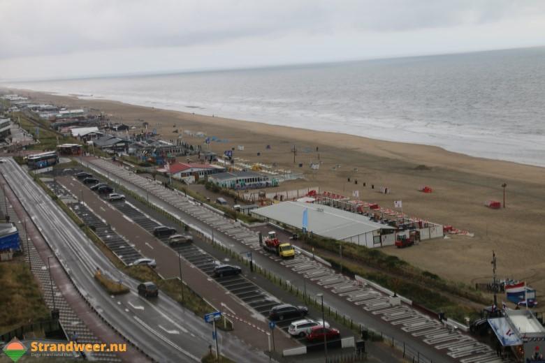 Aanhouding voor poging inbraak strandpaviljoen