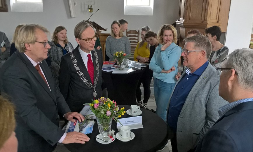 Noordwijk en Noordwijkerhout gaan fuseren