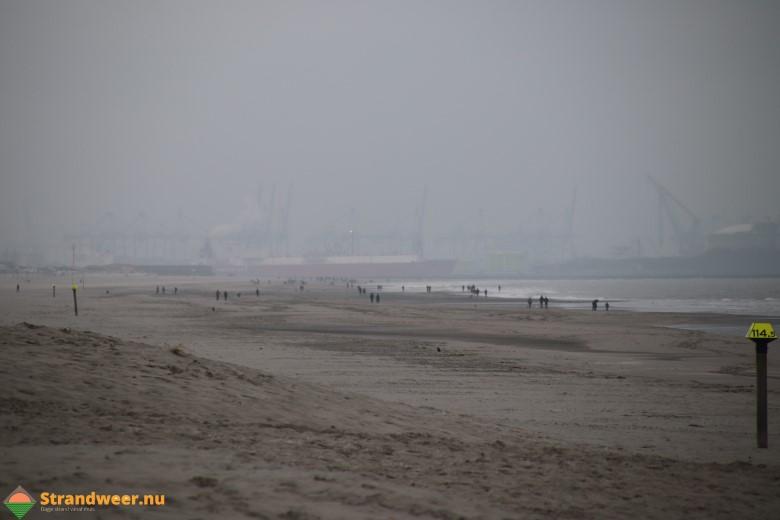 Het strandweer voor laatste weekend 2018