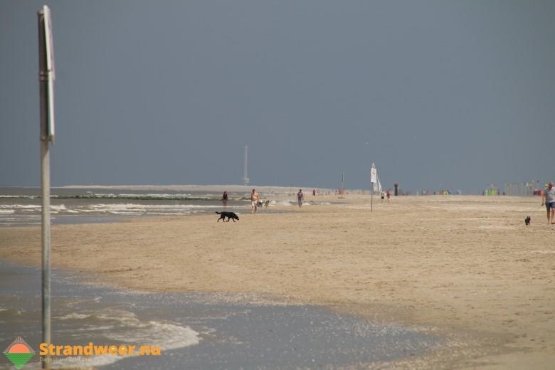 Het strandweer voor dinsdag 29 mei