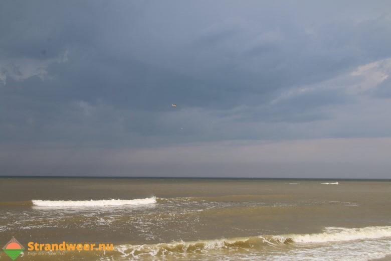 Het strandweer voor dinsdag 14 augustus