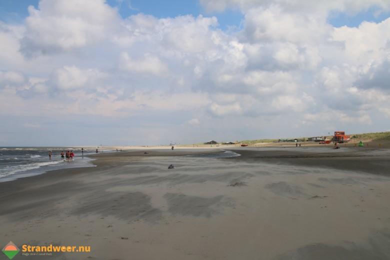 Het strandweer voor dinsdag 31 juli