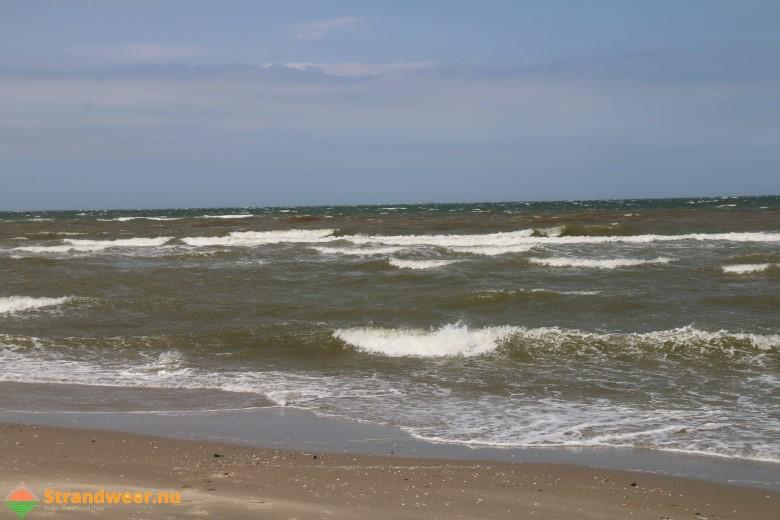 Het strandweer voor vrijdag 17 augustus