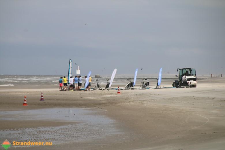 Het strandweer voor zondag 4 augustus