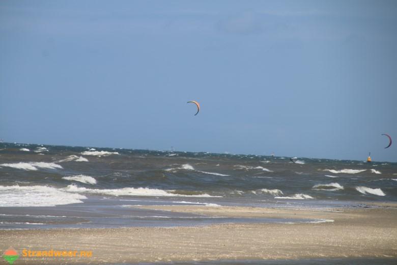 Het strandweer voor het 2e weekend van november