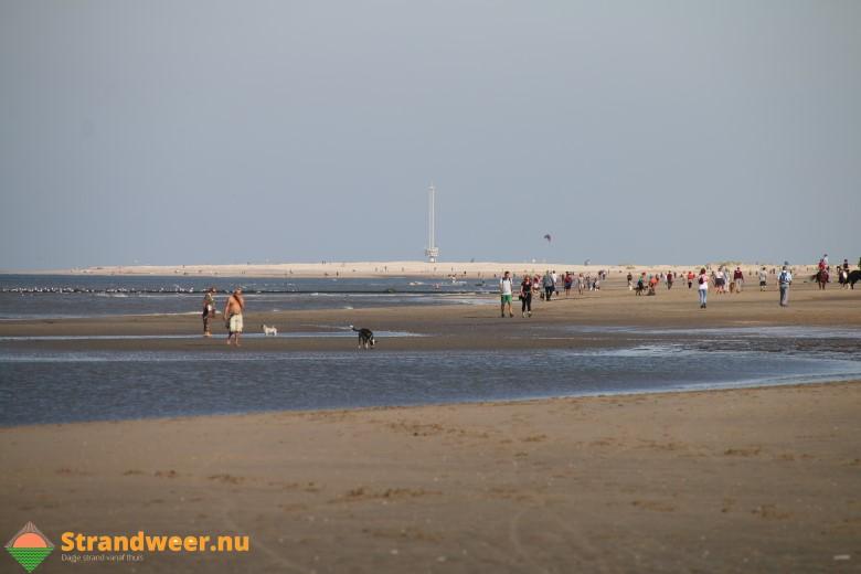 Het strandweer voor 15-19 oktober