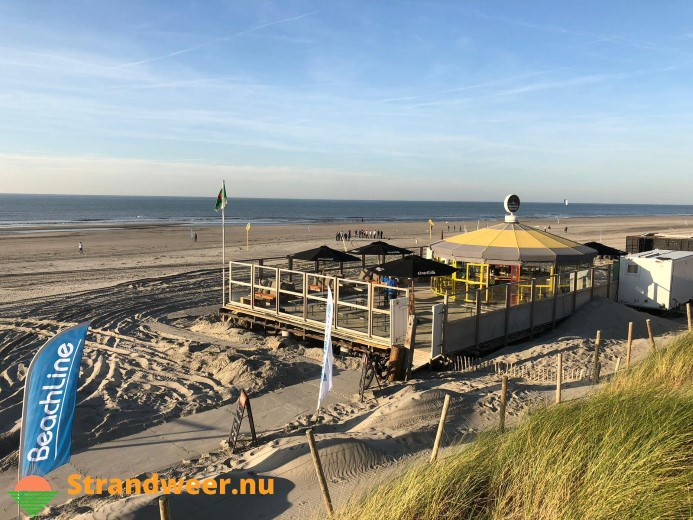 Het strandweer van maandag 8 tot vrijdag 12 oktober