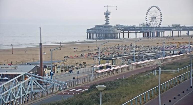 Het strandweer voor zondag 22 juli
