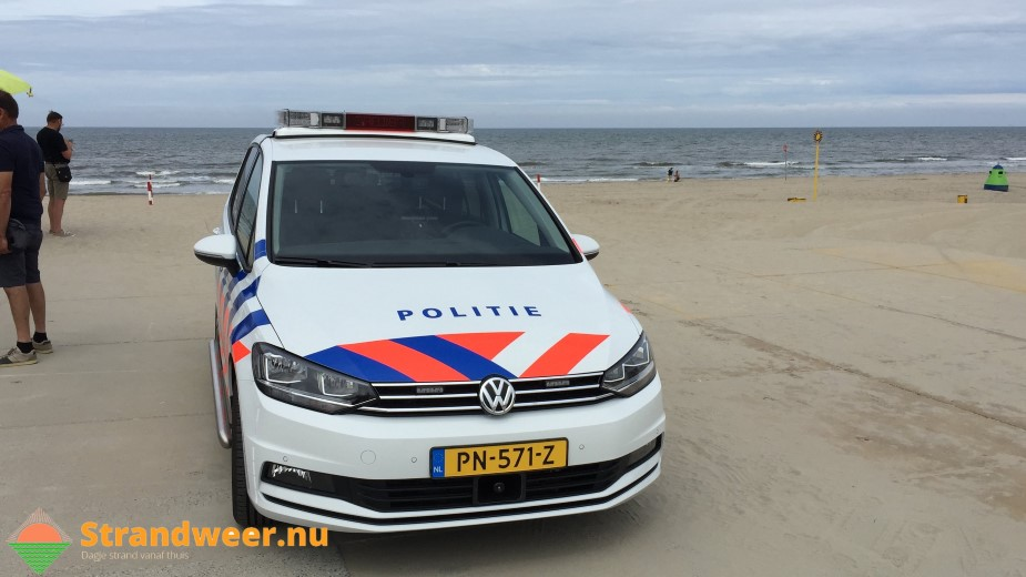 Beroving in duinen Egmond aan Zee
