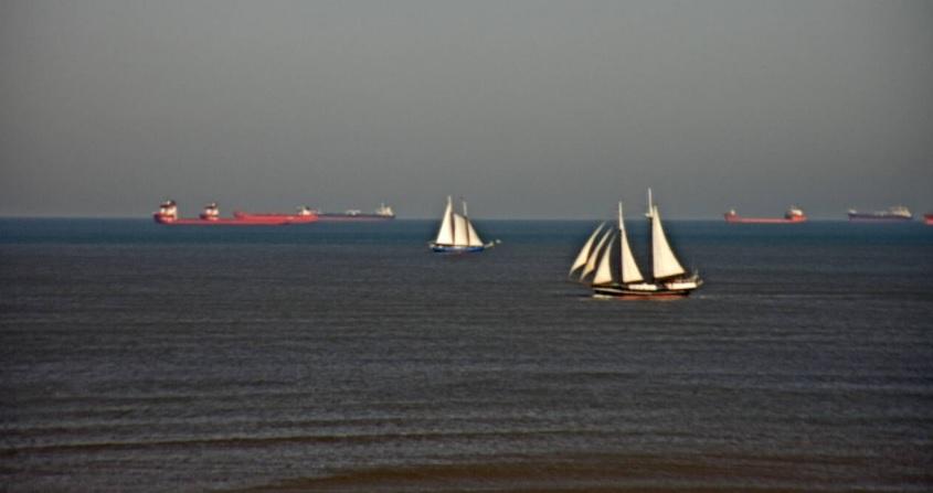Green Deal voor schone binnenvaart en zeevaart