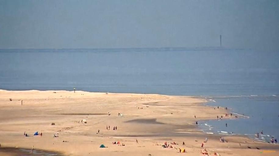 Heerlijk strandweer voor zondag 9 september