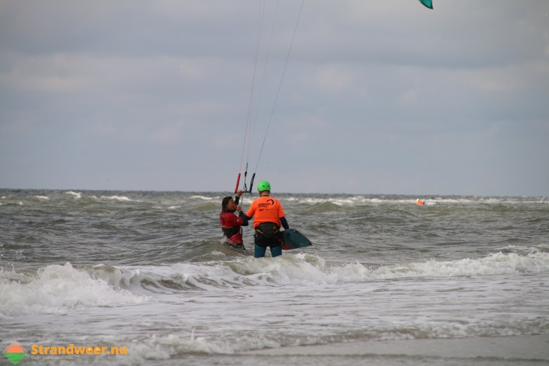 Het strandweer voor 3e weekend december