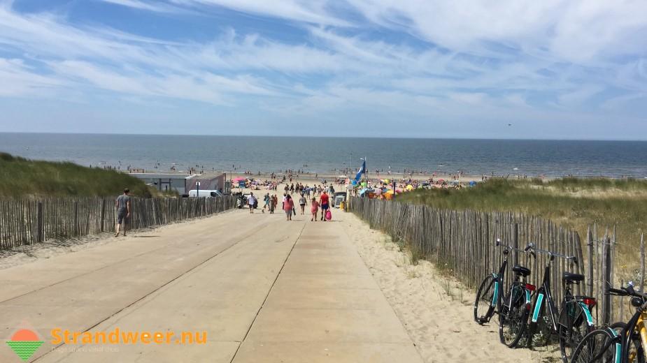 Het strandweer voor dinsdag 17 juli