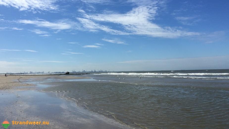Het strandweer voor de 2e week van september