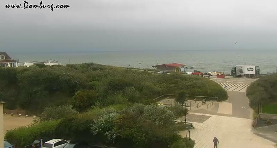 Het strandweer voor dinsdag 4 september