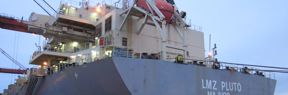 Brand aan boord van schip Westerschelde