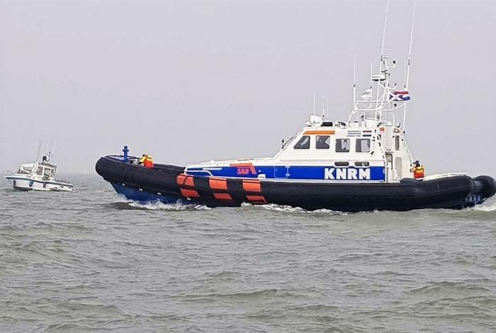 Startmotor vissersboot veroorzaakt black-out