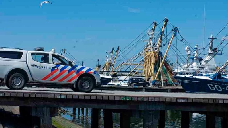 Werkvakantie voor politievrijwilligers op Goeree-Overflakkee