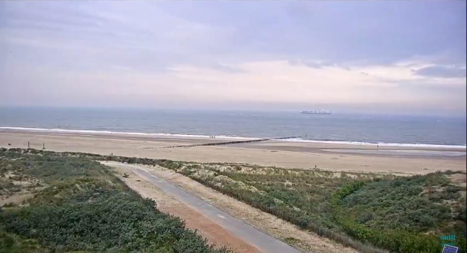 Het strandweer voor woensdag 23 mei