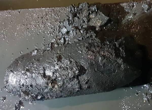 Explosief gevonden door baggerschip