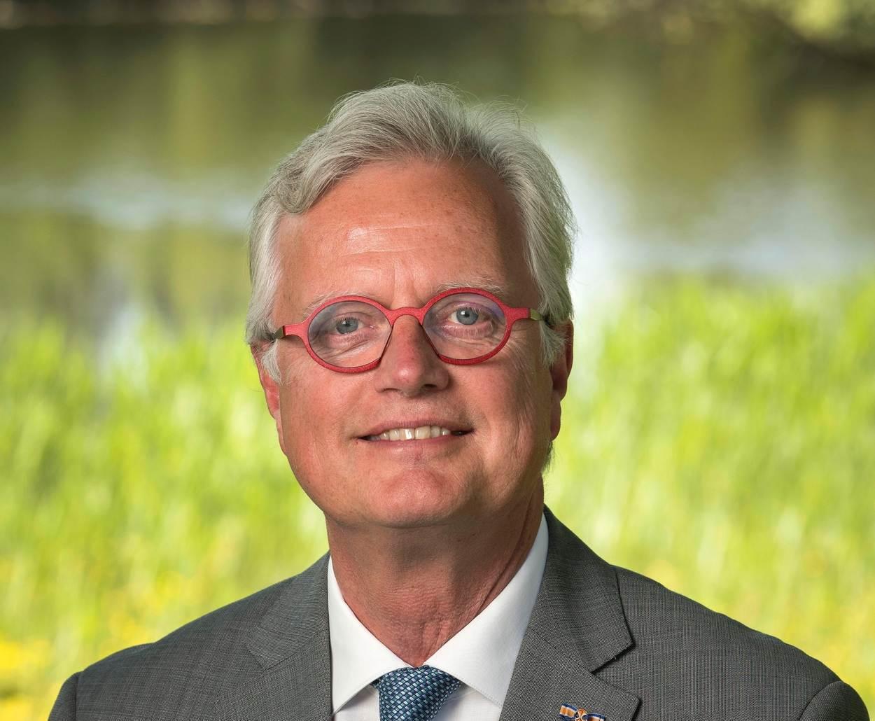 Peter Glas nieuwe deltacommissaris