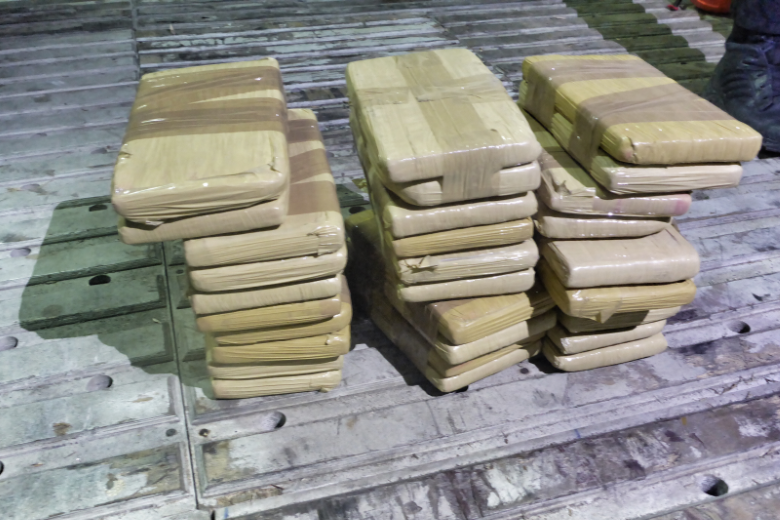 117 kilo cocaïne in lading bananen haven Vlissingen