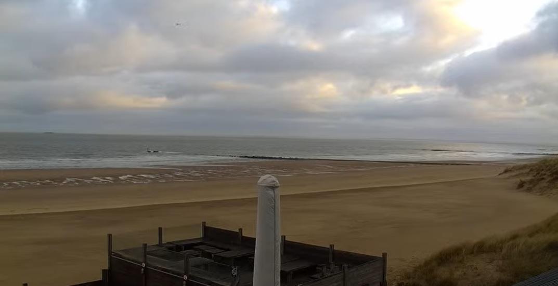 Het strandweer voor maandag 15 maart