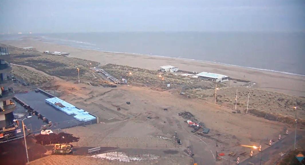 Het strandweer voor dinsdag 16 februari